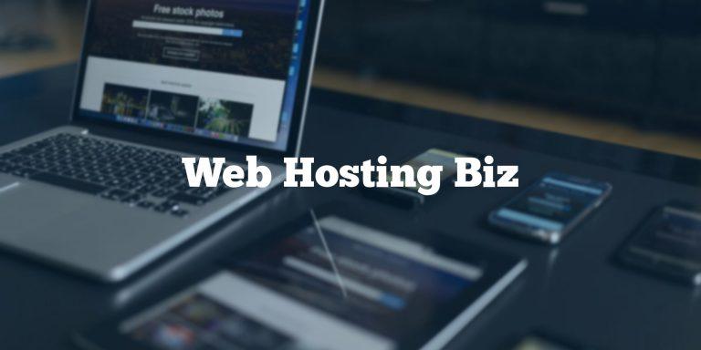 Web Hosting Biz